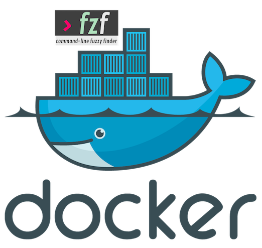 Docker and Fuzzy Finder (fzf)