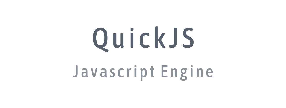 Writing native modules in C for QuickJS engine